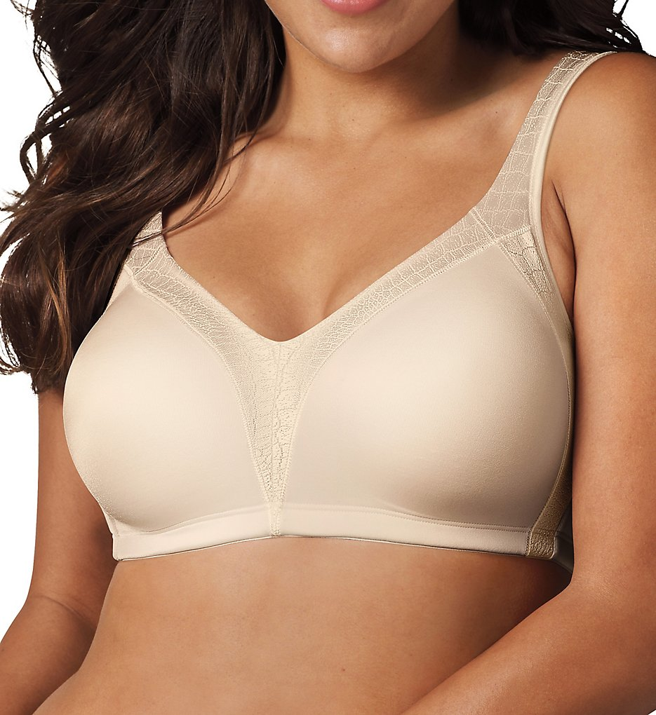 ff5bf2724ed Playtex 18 Hour Back Smoother Wirefree Bra 4E77 - Playtex Bras