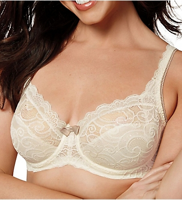 Playtex Love My Curves Beautiful Lace Lift Underwire Bra