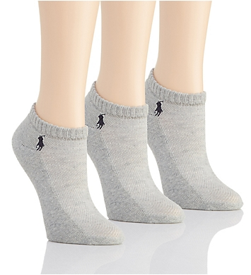 Polo Ralph Lauren Blue Label RL Sport Cushion Foot Sock - 3 Pair Pack