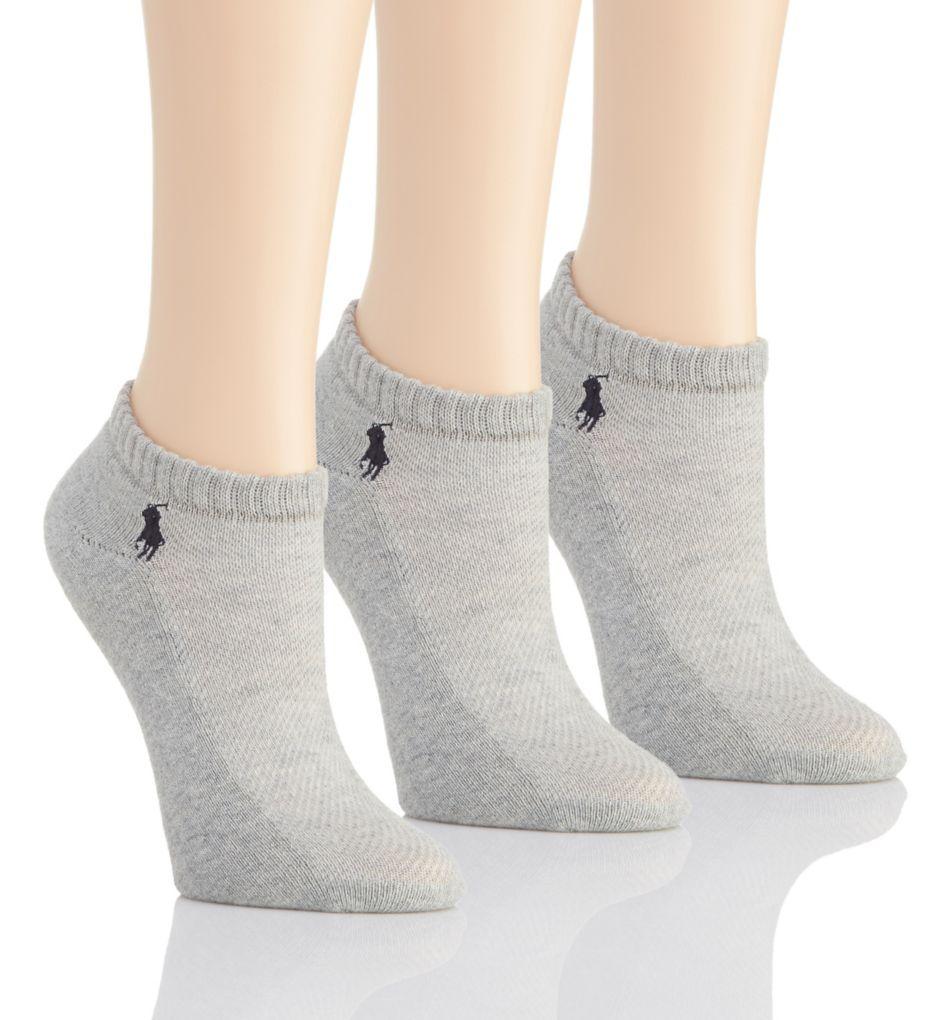 Polo Ralph Lauren Blue Label RL Sport Cushion Foot Sock - 3 Pair Pack