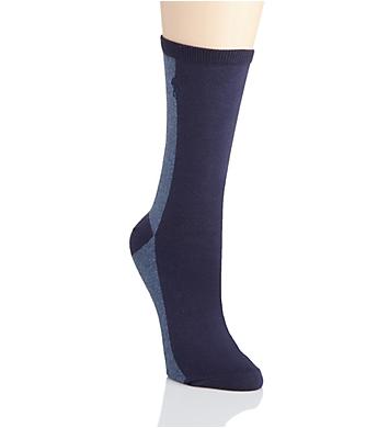 Polo Ralph Lauren Blue Label Vertical Colorblock Trouser Socks