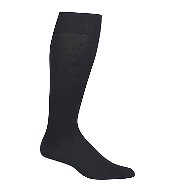 Polo Ralph Lauren Solid Rib Pima Over The Calf Dress Sock