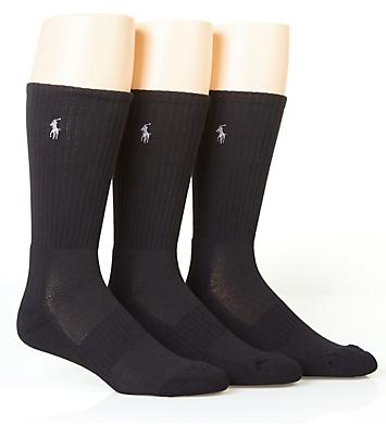 Polo Ralph Lauren Golf Classic Crew Socks - 3 Pack