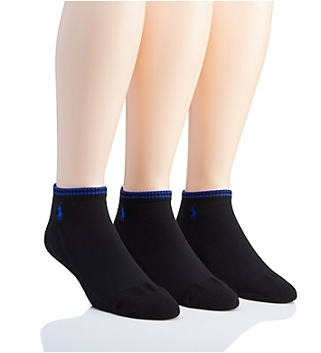 stable quality order online thoughts on Polo Ralph Lauren Athletic Tech Low Cut Socks - 3 Pack 827042PK
