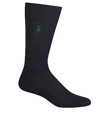 Polo Ralph Lauren Egyptian Cotton Rib Crew Sock