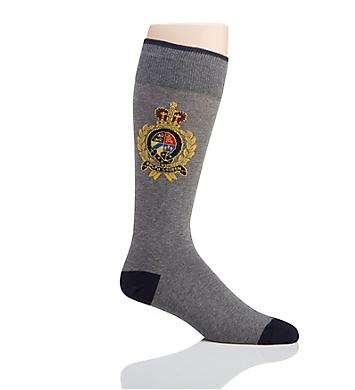 Polo Ralph Lauren Blazer Bear & Crest Slack Sock