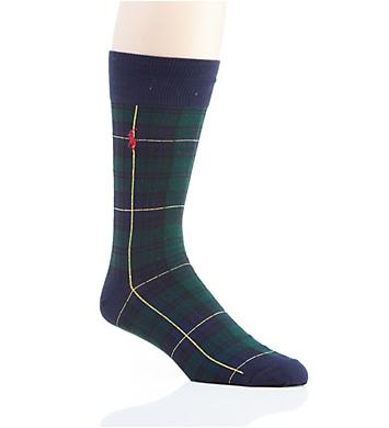 Polo Ralph Lauren Authentic Gordon Tartan Sock