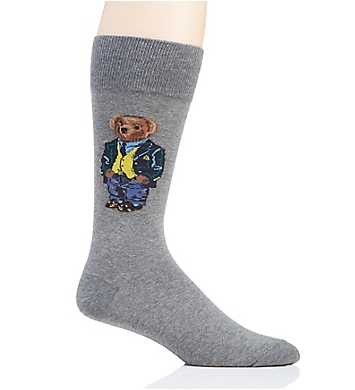 Polo Ralph Lauren Blazer Polo Bear Fashion Sock
