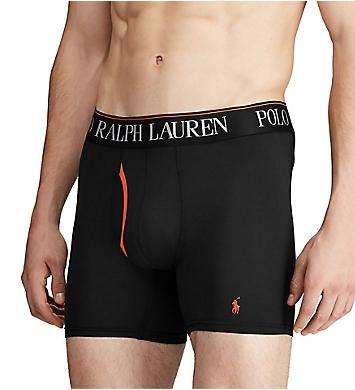 Polo Ralph Lauren 4D-Flex Cool Microfiber Boxer Briefs - 3 Pack