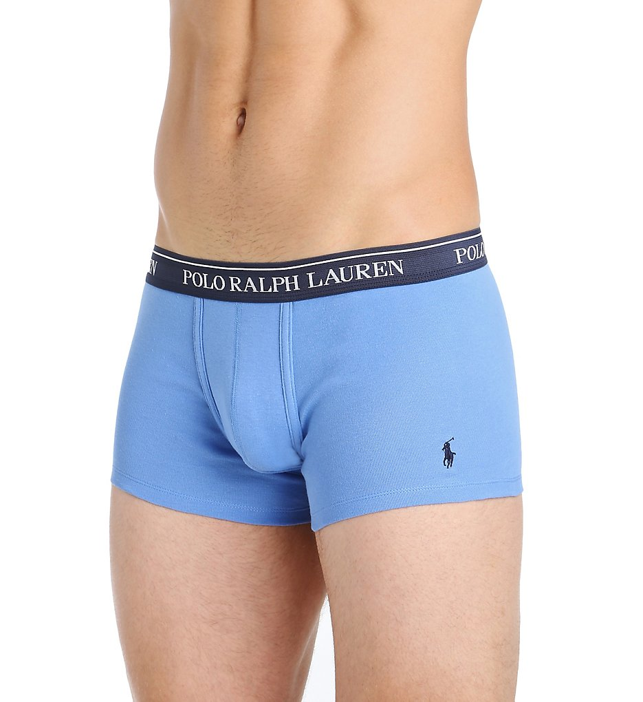 Swim Shorts Trunks for Men, White, Cotton, 2017, L Ralph Lauren