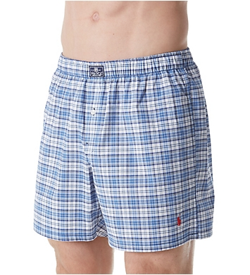 Polo Ralph Lauren Cotton Stretch Woven Boxer