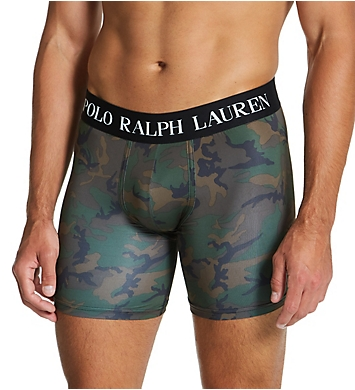 Polo Ralph Lauren Recycled Microfiber Boxer Brief