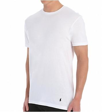 Polo Ralph Lauren Tall Man 100% Cotton Crew Necks - 2 Pack