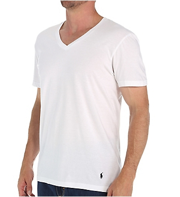 Polo Ralph Lauren Tall Man 100% Cotton V-Necks - 2 Pack