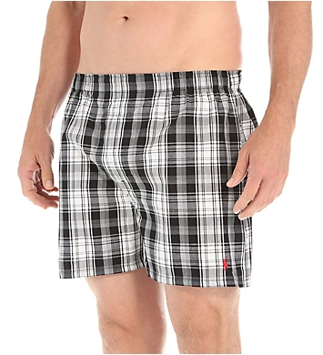 Polo Ralph Lauren Big and Tall 100% Cotton Boxers - 2 Pack