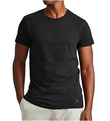 Polo Ralph Lauren Big Man Classic Fit Cotton Crew T-Shirts - 3 Pack