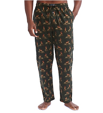 Polo Ralph Lauren Flannel Pony Player Pajama Pant