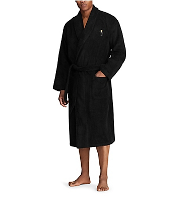 Polo Ralph Lauren Tall Man Martini Bear Robe