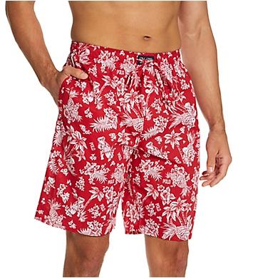 Polo Ralph Lauren 100% Cotton Fashion Woven Pajama Short