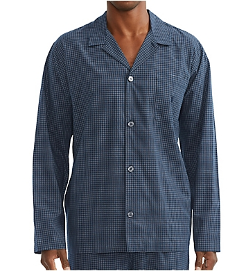 Polo Ralph Lauren 100% Cotton Woven Pajama Shirt