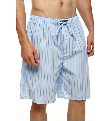 Polo Ralph Lauren 100% Cotton Woven Sleep Shorts