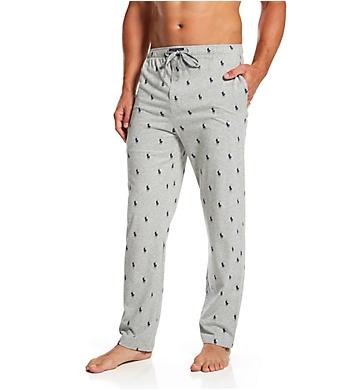 Polo Ralph Lauren Pony Player Print Classic Pajama Pant
