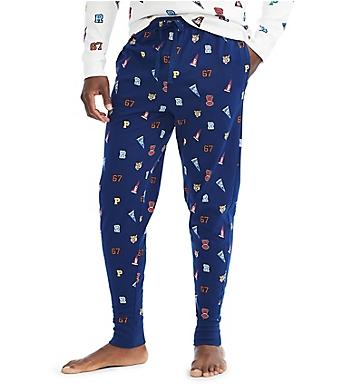 Polo Ralph Lauren Plaid Jogger Sleep Pant