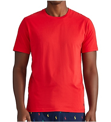 Polo Ralph Lauren 100% Cotton Crew Neck Knit T-Shirt