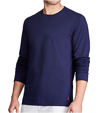 Polo Ralph Lauren 100% Cotton Long Sleeve Knit T-Shirt