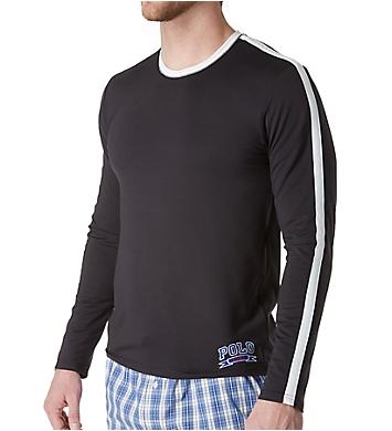 Polo Ralph Lauren Tech Therma Sleep Long Sleeve Crew Shirt