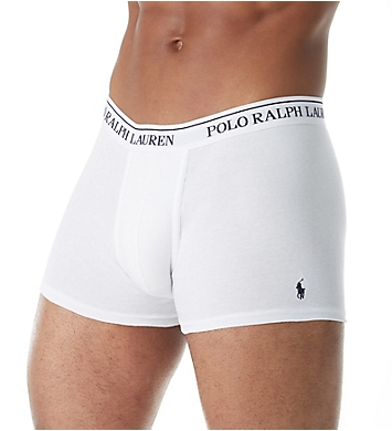Polo Ralph Lauren Classic Fit 100% Cotton Trunks - 3 Pack