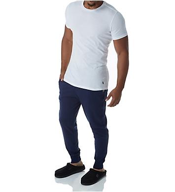 412369a1 Polo Ralph Lauren Slim Fit 100% Cotton Crew T-Shirts - 3 Pack RSCNP3 ...