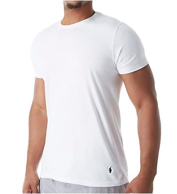 Polo Ralph Lauren Big Man Classic Fit 100% Cotton Crews - 2 Pack