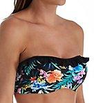 Miami Brights Bandeau Underwire Bikini Swim Top