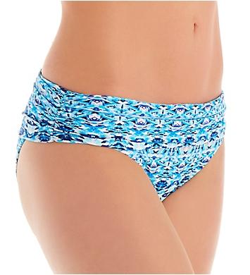 Pour Moi Odyssey Fold Over Brief Swim Bottom