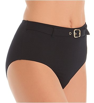 Pour Moi Sol Beach High Waisted Control Brief Swim Bottom