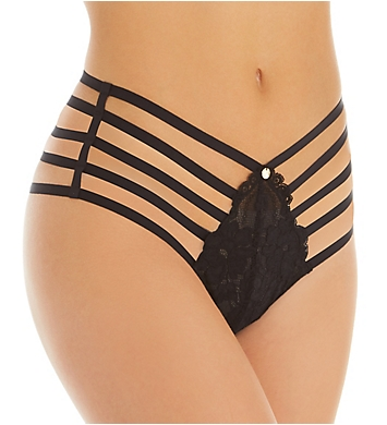 Pour Moi Contradiction Statement Strapped Brief Panty