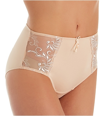 Pour Moi Imogen Rose Embroidered Brief Panty