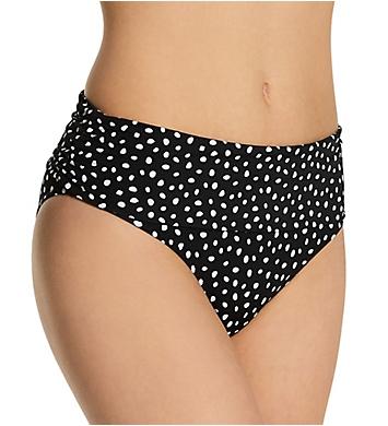 Pour Moi Hot Spots Fold Over Brief Swim Bottom