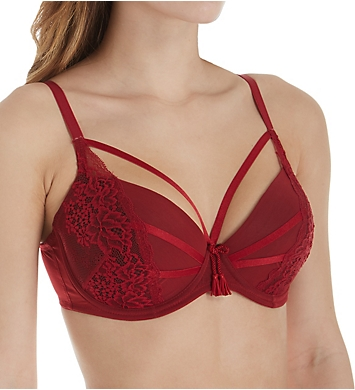 Pour Moi Hush Padded Underwire Bra