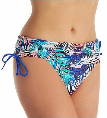 Pour Moi Aruba Fold Over Brief Swim Bottom