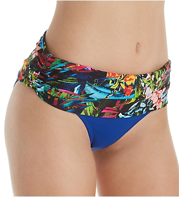 Pour Moi Costa Rica Fold Brief Swim Bottom