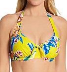 Heatwave Halter Underwire Bikini Swim Top