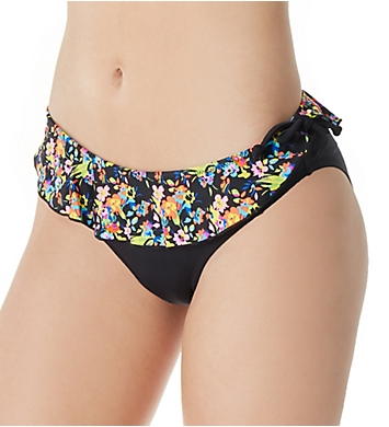 Pour Moi Sunkissed Skirted Frill Brief Swim Bottom