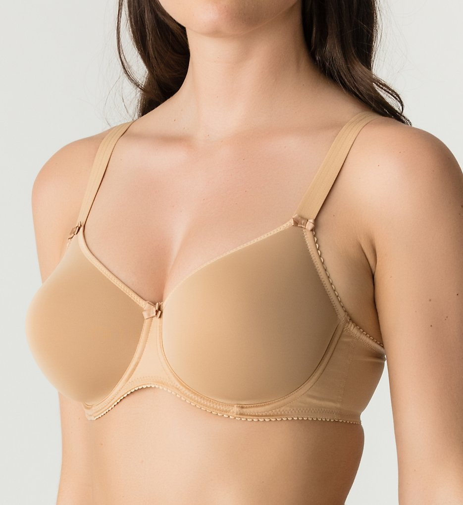 Prima Donna 016-1336 Satin Spacer Foam Molded Bra