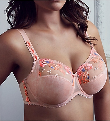 Prima Donna Madam Butterfly 3 Part Full Cup Underwire Bra