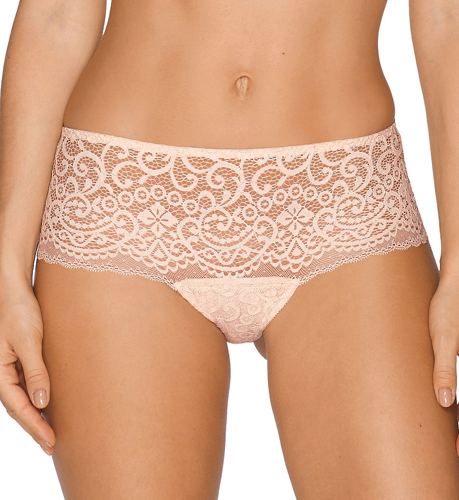 Prima Donna - Prima Donna 054-1602 Twist I Do Boyshort Panty (Silky Tan S)