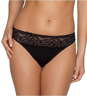 Prima Donna Couture Lace Trim Bikini Panty