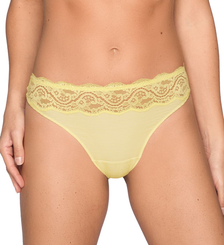 Prima Donna Twist Look At Me Thong Panty