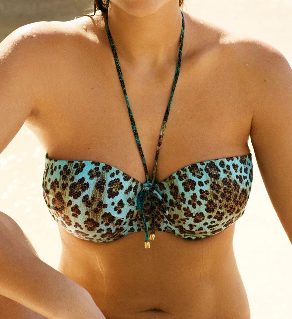 Prima Donna Samba Strapless Padded Bikini Swim Top